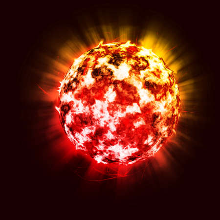 extraordinary: sun Illustration