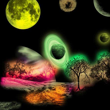nebulous: space