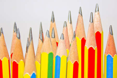 pencils Stock Photo
