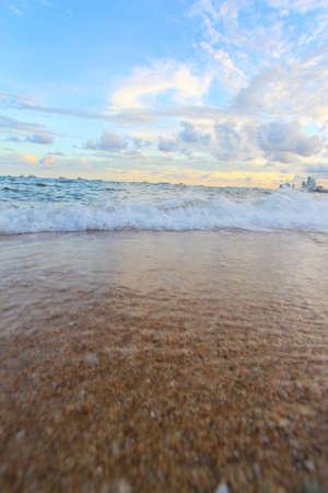 shorebreak: storm wave