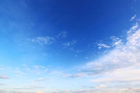 ciel avec nuages: ciel