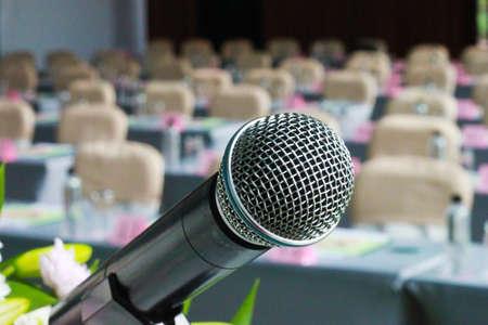 conferencia de negocios: Conferencia de negocios interior para los administradores