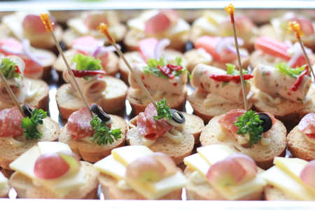 delicious, catering photo