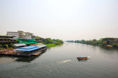 Landscape at the River Kwai