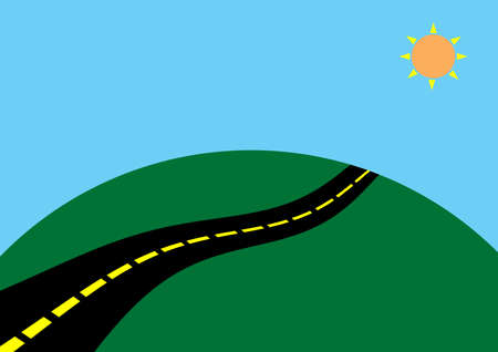 cars on road: Road