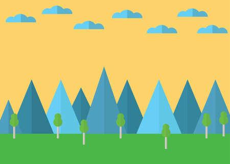 Mountain Ilustração