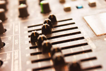 the mixing: audio mixing