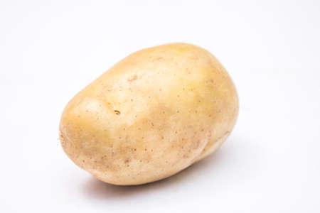 potato isolated Banco de Imagens