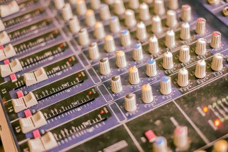 audio: audio control