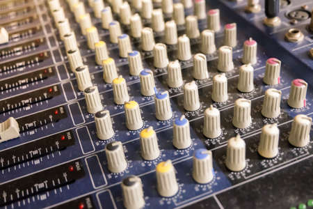 switcher: audio control