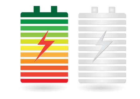 efficiency: Energy efficiency Illustration
