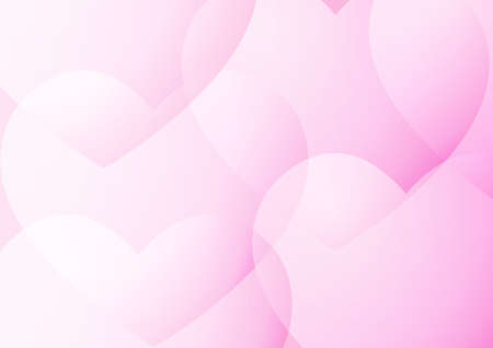 abstract pink: Abstract pink Background. Pink Heart.