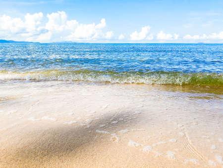 tropical beach Banco de Imagens