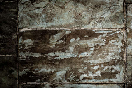 grey Slate stone wall textured background close-up