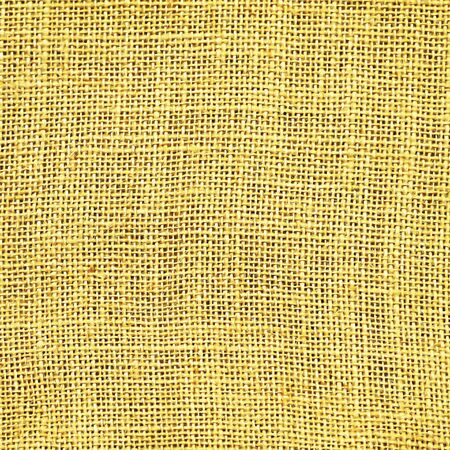 gold flax: sackcloth texture or background. Stock Photo