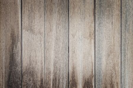 Old brown hardwood background