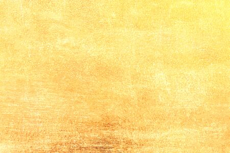 Texture or gold background and gradient shadow 免版税图像