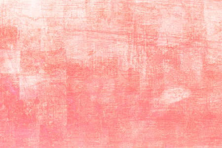 Pink background or texture and shadow, old walls and scratches 免版税图像