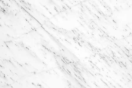 White marble background with copy space