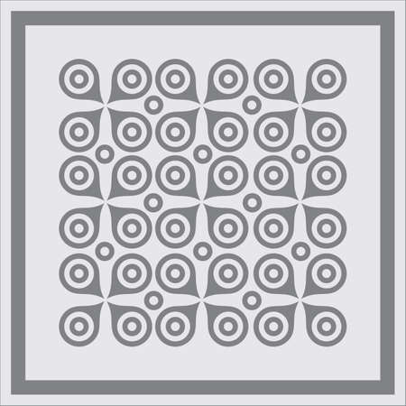 Abstract geometric pattern seamless background  Vector