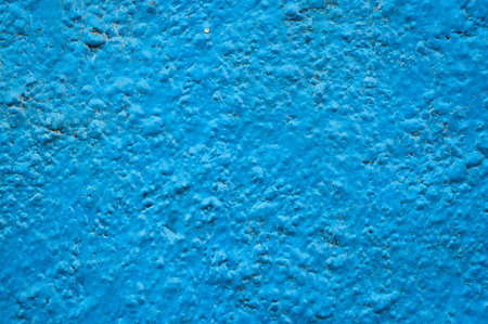 old blue painted grunge wall surface. texture background Stock Photo - 12748090