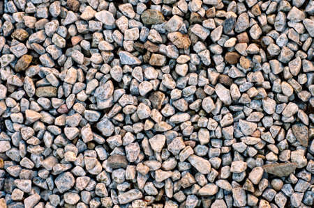 abstract pebble stones texture background photo