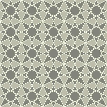 tilable: d'epoca in bianco e nero senza soluzione di continuit� geometrica mosaico pattern di sfondo