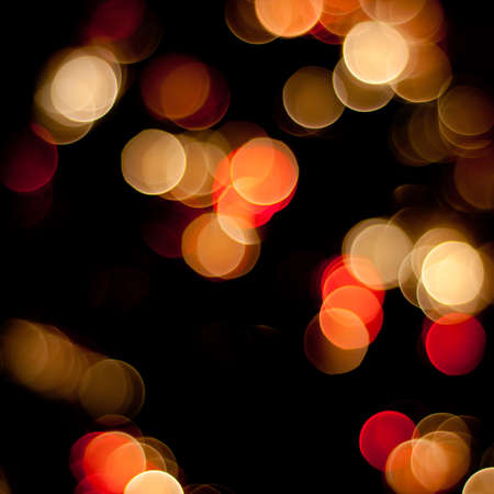 Christmas blurred lights background. Defocused lights background. Bokeh sparkling lights. Abstract colorful background. photo