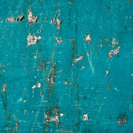 grunge metal: grunge texture background. rusty metal with cracked paint. abstract green background.