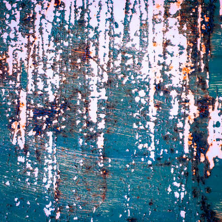 pintura abstracta: grunge texture background. grungy paint surface. blue abstract painting.
