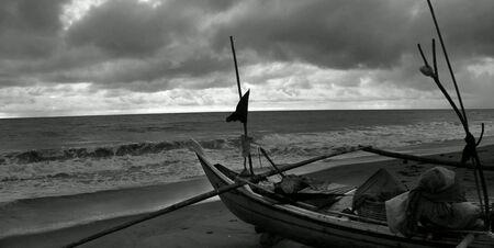 bateau de pêche: Bateau de pêche Banque d'images