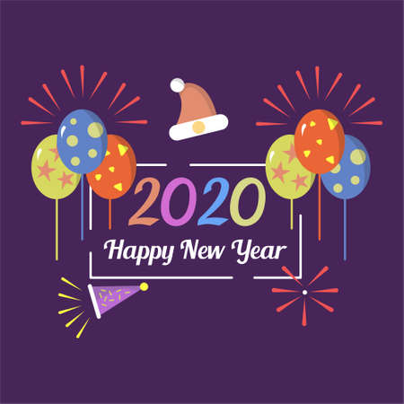 Happy New Year 2020 Everyone, May God Bless You All