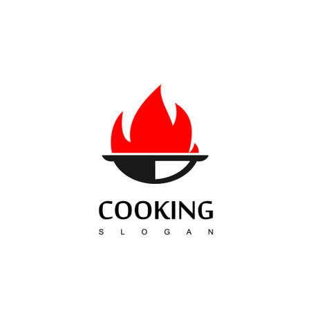 Cooking Logo Design Vector