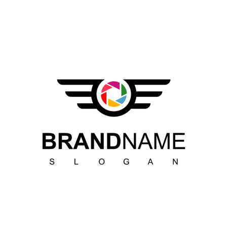 Aerial Photography Logo Design Inspiration