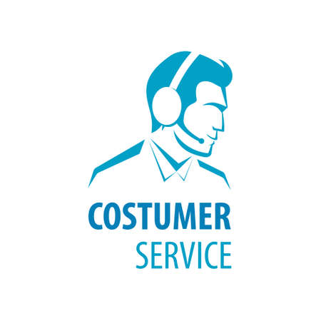 Customer Service Logo Template