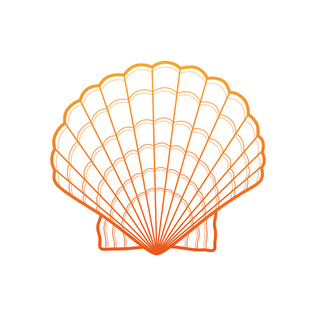 cockleshell: Seashell logo.