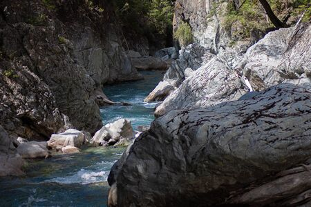 that's the name of this amazing place in patagonia, el Bolson, negro. After 2 hours and a half of trekking you can relax and enjoy of this place sitting in a stone and llistening the water caming.