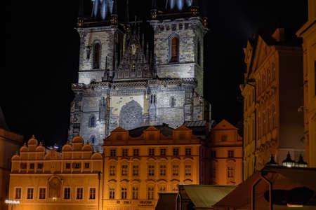 PANORAMIC LIFE STYLE SCENE FROM PRAGUE, CZECH REPUBLIC, SEPTEMBER, 2019