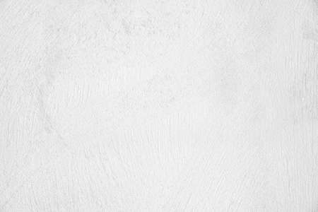 Weißer Schmutzbetonwandbeschaffenheitshintergrund, Zementbeschaffenheit Standard-Bild