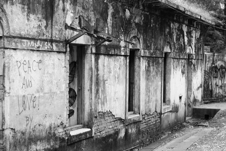old building: old building Stock Photo