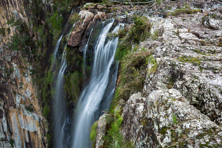 Gold Coast and Tweed Coast hinterland waterfalls, Australia