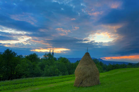 Breb is a village in Maramures County in Romania.