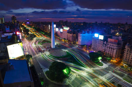 부에노스 아이레스 야간
