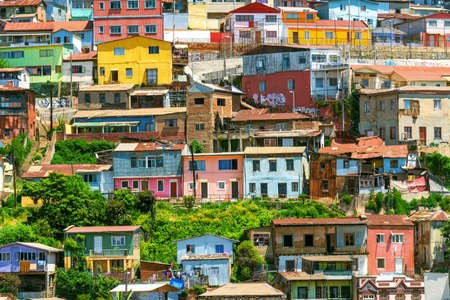 Valparaiso is a coastal town to the west of Chile. Its a 45 minute bus ride from the capital city, Santiago.