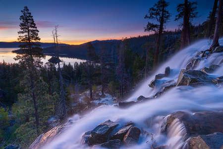 eagle falls: Eagle Falls Flow