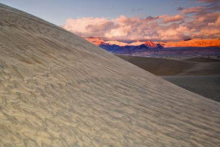 swept: Death Valley National Park