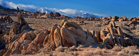 suelo arenoso: Parque nacional Valle de la muerte
