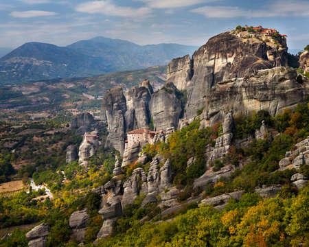 Meteora, Kalambaka Greece Stok Fotoğraf