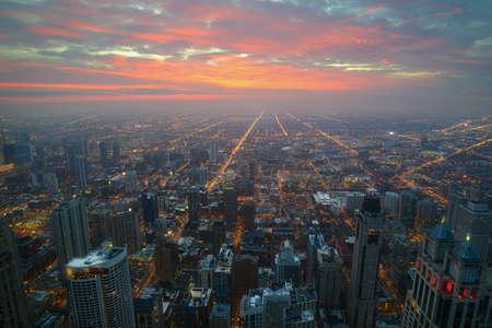 The Beautiful Chicago Skyline