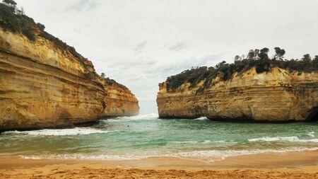 Great Ocean Road, Australia Stock Photo